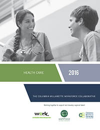 Health Care 2016 Report cover