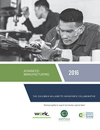 Manufacturing 2016 Report cover