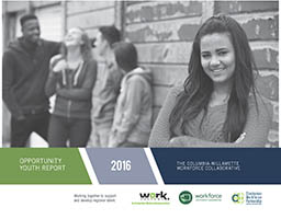 Opportunity Youth Report cover