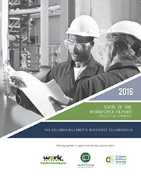 State of the Workforce - Executive-Summary Report cover