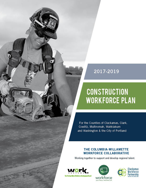 WSW Construction Workforce Plan Cover