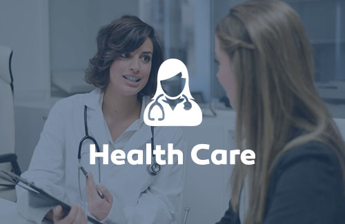 Image link to health care