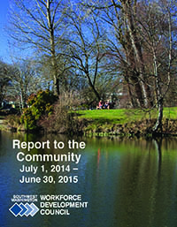 Link to SWWDC Report to the Commnunity 2014-2015